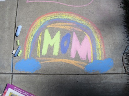 Art to warm a mom's heart