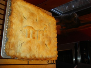Square Pi Pie via Flickr by Dann  Tolliver