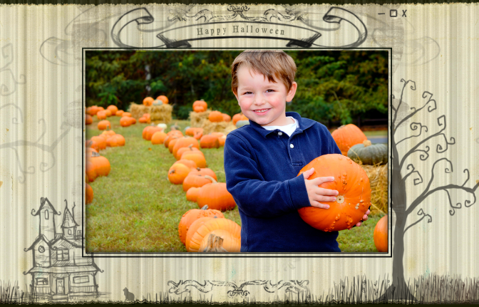 Six Fun Ways to Share Your Most Adorable Halloween Photos